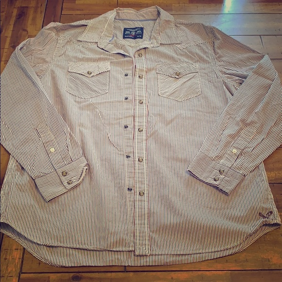 American Eagle Outfitters LS Shirt